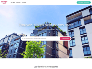 Immobilier neuf d fiscalisation et for Defiscalisation logement neuf
