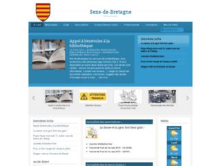 Sens-de-Bretagne - Site officiel.