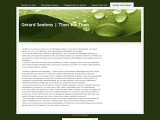 Gérard Seotons, thon sur thon