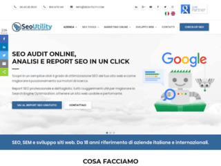 Info: Scheda e opinioni degli utenti : Strumenti SEO Gratuiti Online - www.seoutility.com
