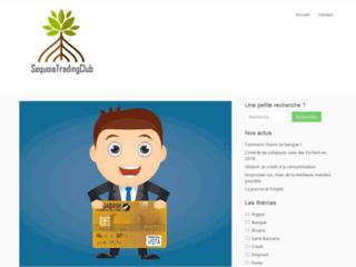 Sequioa Trading Club : blog pour découvrir l'actualité liée aux finances