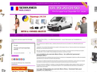 www.serrurierboisdarcy78390