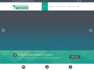 Serrurerie Meiser : dépannage serrurerie Bruxelles