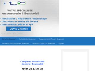 Détails : Serrurier Beausoleil