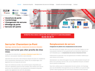 Détails : Le spécialiste de la serrurerie à Charenton-le-Pont