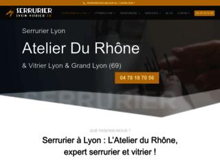 Détails : Services de vitrerie à Lyon 1