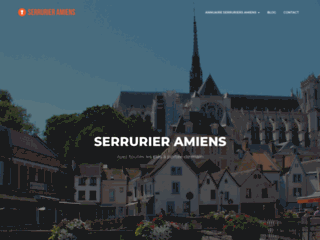 Serrurier Amiens, votre entreprise d'artisans