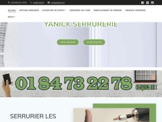 Détails : Yanick Serrurerie