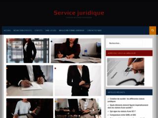 Service Juridique