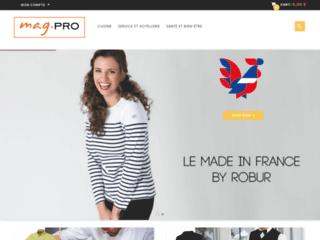 Service Cuisine Plus, commercialisation de vêtement de cuisine en ligne