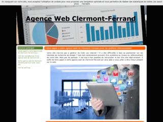 Agence web de Clermont-Ferrand en Auvergne