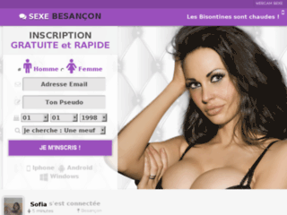 Plan cul gratos à Besançon
