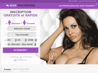 Plan cul gratuit a Mulhouse