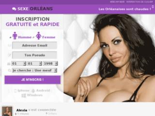 Plan cul gratuit a Orleans