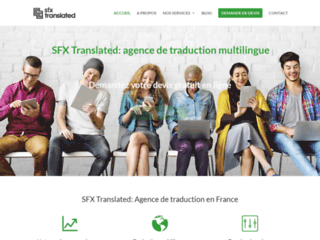 SFX Translated: votre agence de traduction