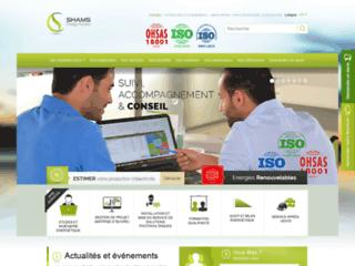 Détails : Une équipe professionnelle pour vos installations photovoltaiques