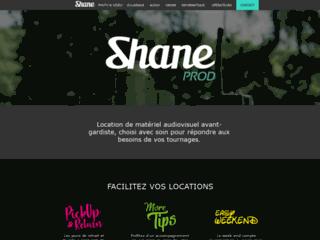 Shane Prod - Location de matériel Audiovisuel