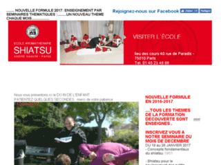 Aromathérapie-Shiatsu sur http://www.shiatsu.fr