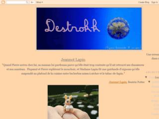 Destrokk (création de bijoux fantaisie grâce à des jouets récupérés)