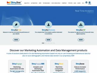 ShinyStat.com - Statistiche Web, contatori e ROI campagne pubblicitarie.