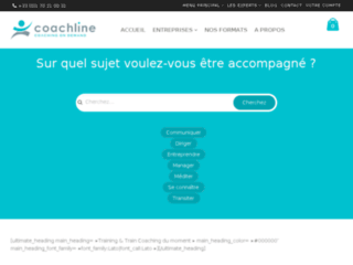 Accompagnement individuel et collectif e-training
