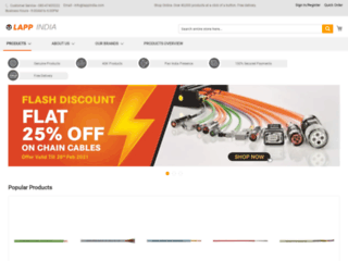 The Most Recommended Place To You Buy LAN cables India | LAPP