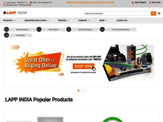 Purchase Rectangular Industrial Connectors | Rectangular Connector | LAPP India | LAPP Group