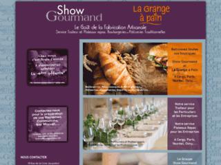 Show Gourmand