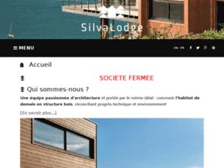 Silvalodge, votre maison écologique.