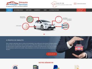 Détails : Simauto Services Professionnel de l'immatriculation