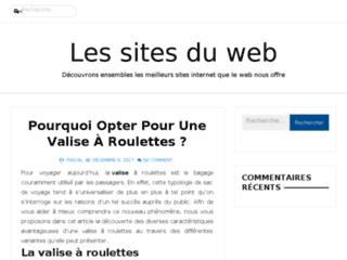 Sites du Web