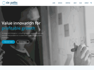 Détails : Six paths consulting : la solution tant espérée par les entreprises