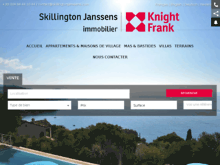 Hugo Skillington Immobilier