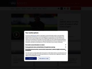Sky Sports - Sports News, Transfers, Scores   Watch Live Sport