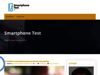 test, avis et actualités sur les smartphones