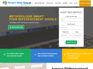 Détails : Smart Web Group