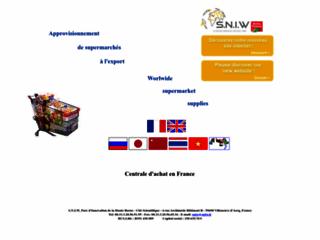 Centrale d'achat de produits alimentaires
