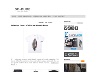 so-dude.fr Blog
