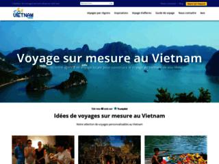 Agence de voyages sur-mesure au Vietnam