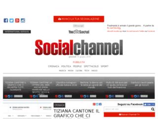 Info: Scheda e opinioni degli utenti : Social Channel - Notizie, Gossip e Attualità