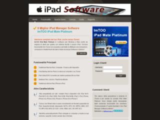 Software per iPad