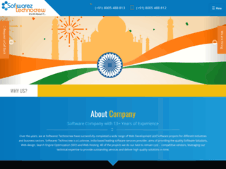 Softwarez Technocrew| Best Web Development and Software Development Company in Lucknow, Uttar Pradesh