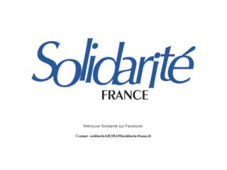 SOLIDARITE FRANCE