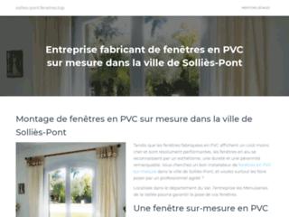 Détails : Des fenêtres sur mesure à Solliès-Pont, Les Menuiseries de la Vallée