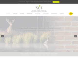 Sologne Conseil Immobilier