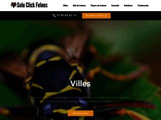 Portail d'informations - Frelons asiatiques, frelons européens - Destruction nid de frelons