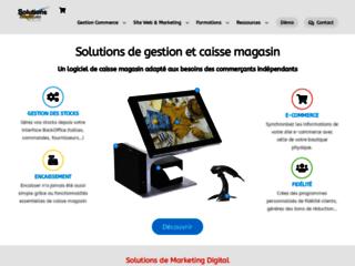 Site officiel de Solutions boutiques