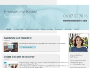 Cabinet de sophrologie à Touloue sur http://www.sophrologie-toulouse.fr