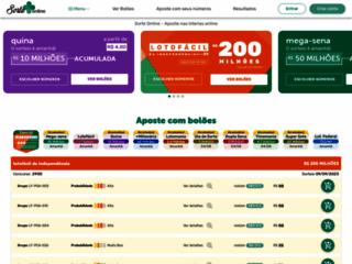 MSN Loteria - Clique para visitar.