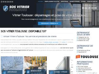 Artisan Vitrier à Toulouse disponible 7j sur 7